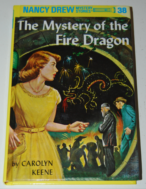 Nancy drew mysteries 11
