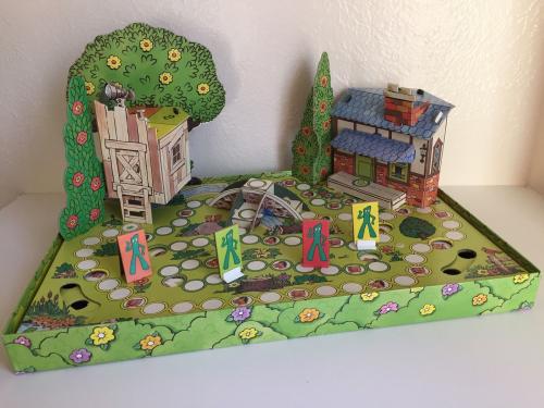 Gumby game setup
