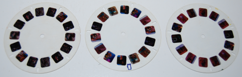 Gumby viewmaster reels x