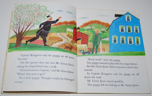 Little golden book captain kangaroo 3