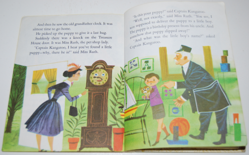 Little golden book captain kangaroo 6