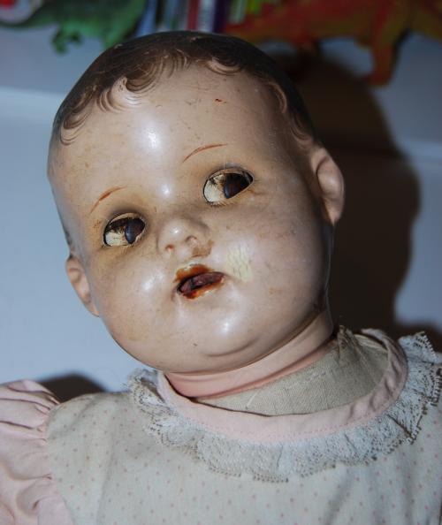 Creepy dolly 3