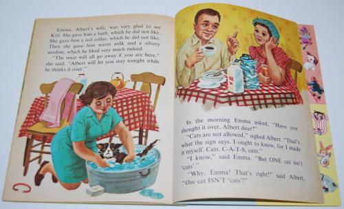 Little golden book who needs a cat 11