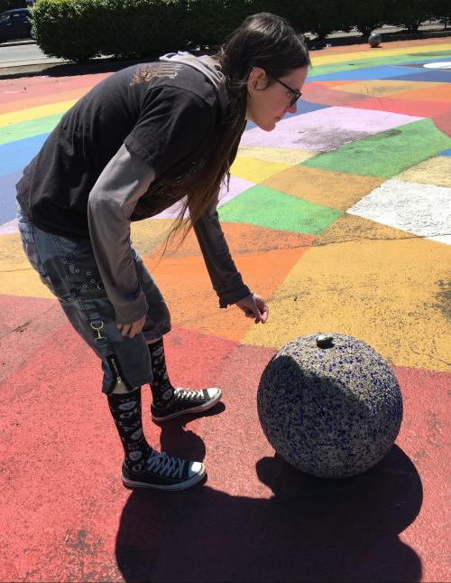 Portland rocks bren