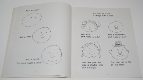 How to draw cartoons signed syd hoff book 3