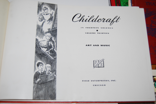 Childcraft art & music book 2