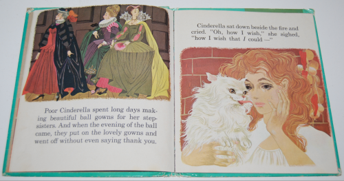 Cinderella tip top book 4