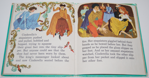 Cinderella tip top book 8
