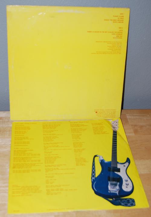The b52s vinyl lp x