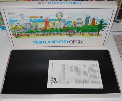 Portland cityopoly game 2