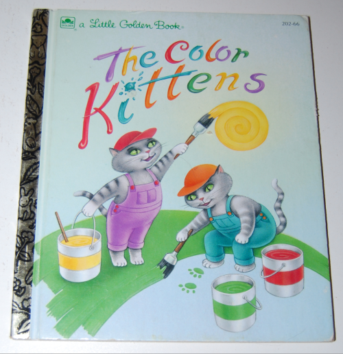 Lgb the color kittens