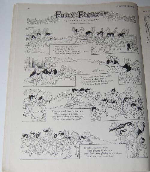 Children's activities magazine may 1948 7