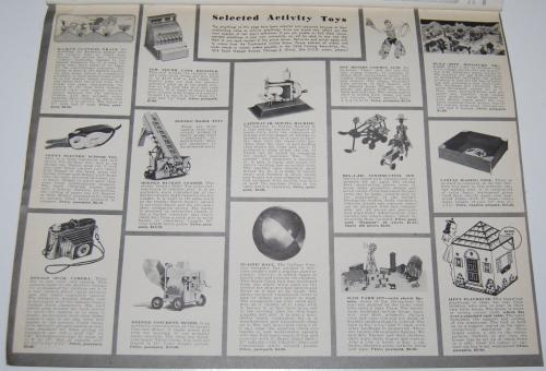 Children's activities magazine may 1948 9