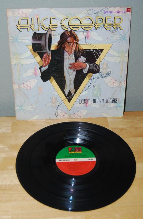 Vintage vinyl lps 1
