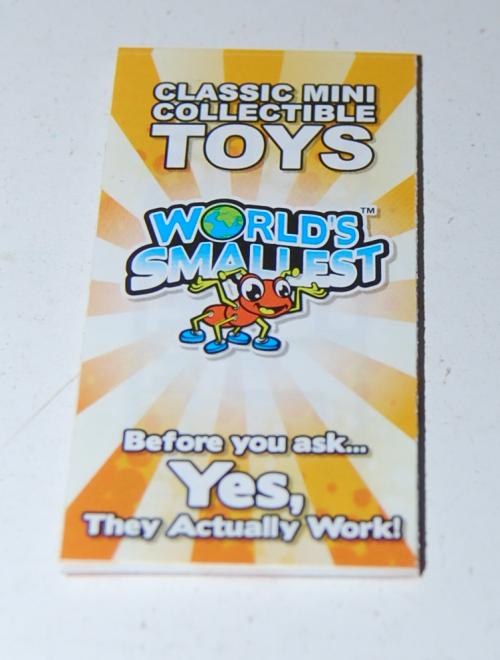 Super impulse mini toys
