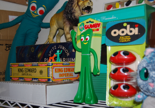 World's smallest gumby 8