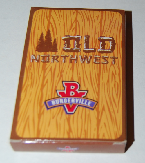 Burgerville old northwest cards