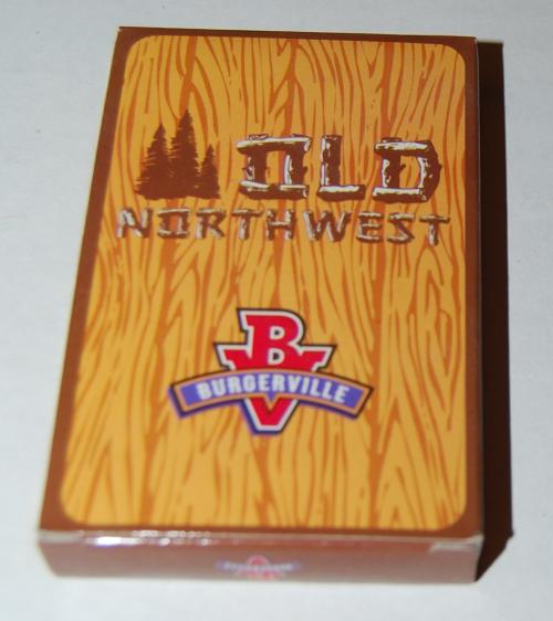Burgerville old northwest cards