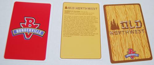Burgerville old northwest cards 2