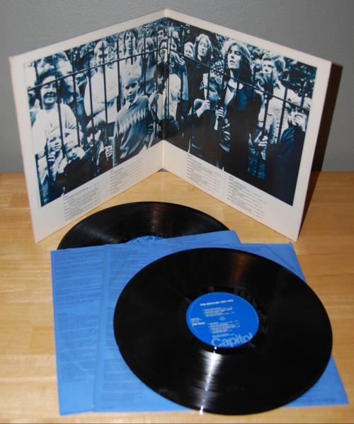 Beatles vinyl 3