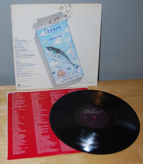 Beatles vinyl 24
