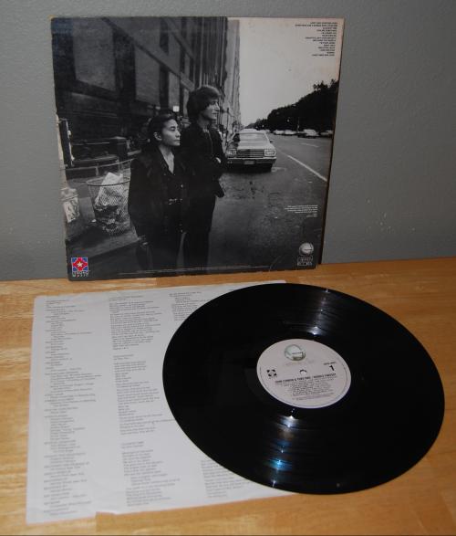 Beatles vinyl 22