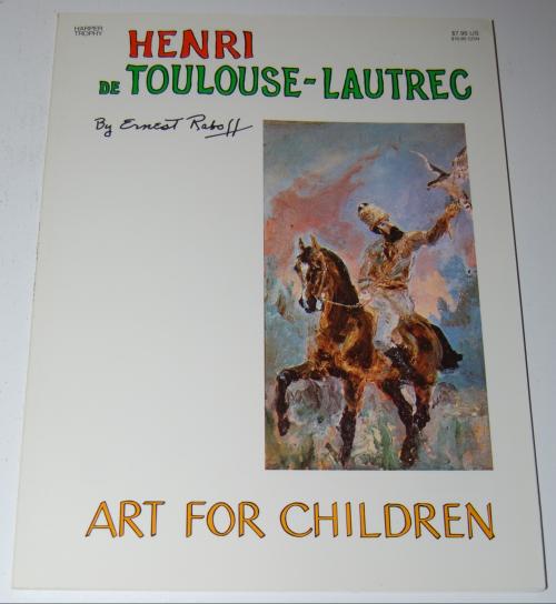 Art for children book series 8