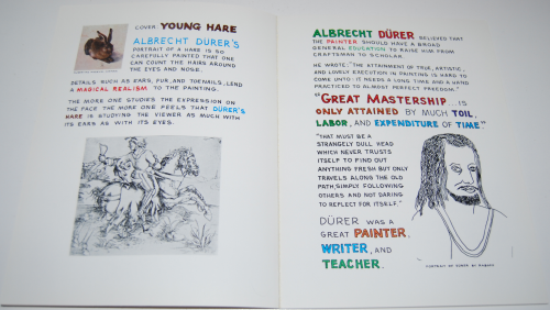 Art for children book series 17