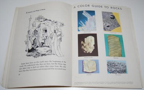 The adventure book of rocks 6