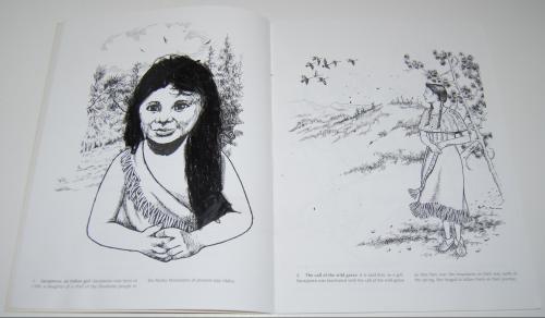 Dover sacajawea coloring book 2