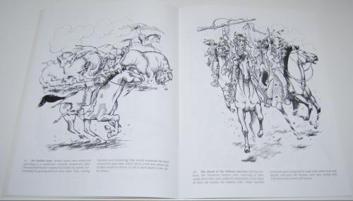 Dover sacajawea coloring book 4