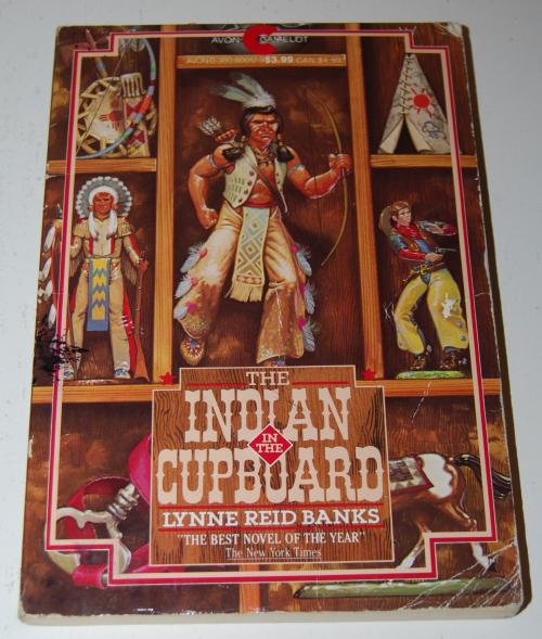 Lynne reid banks indian in the cupboard 3