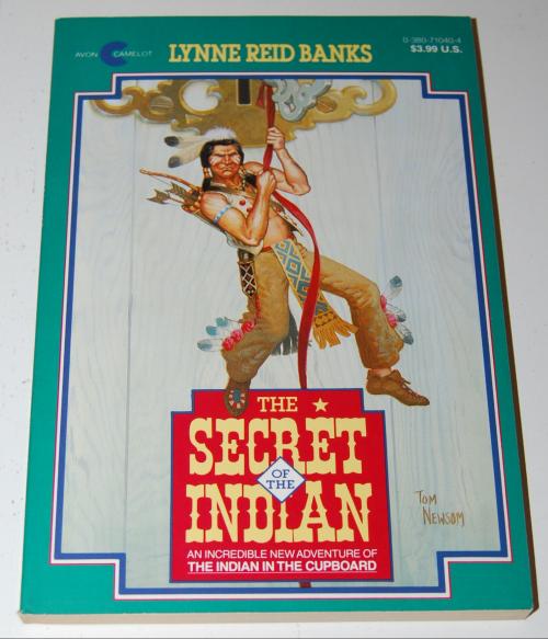 Lynne reid banks indian in the cupboard 5