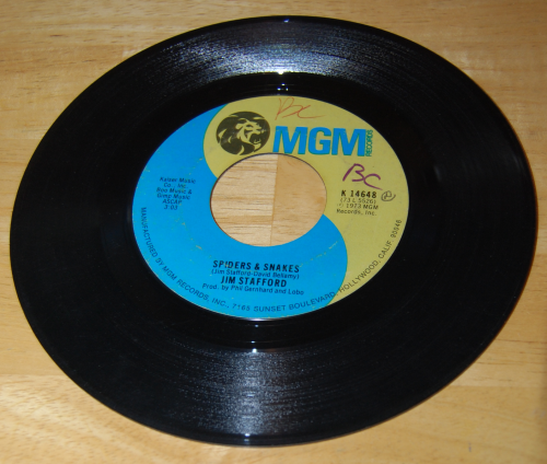 Vintage vinyl 45s 11
