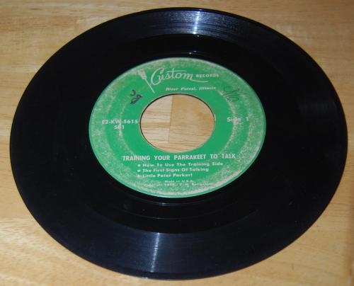 Vintage vinyl 45s 15
