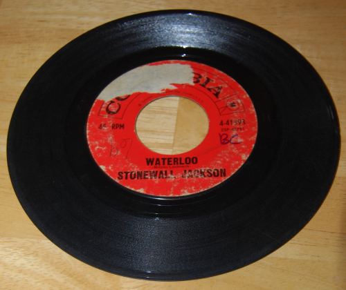 Vintage vinyl 45s 16