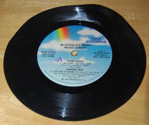 Vintage vinyl 45s 17