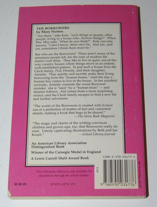 Scholastic books 13x