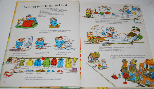 Richard scarry's great big schoolhouse book 2