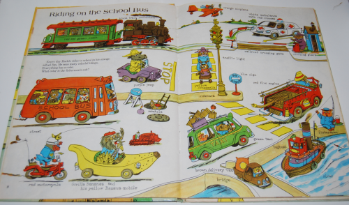 Richard scarry's great big schoolhouse book 3
