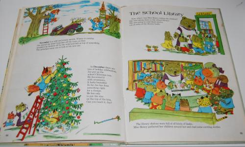Richard scarry's great big schoolhouse book 11
