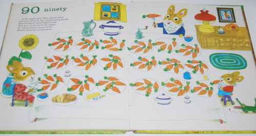 Richard scarry's best counting book ever 10