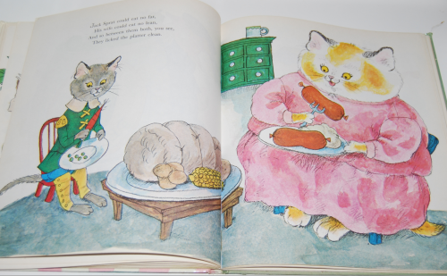 Richard scarry's best mother goose ever 9