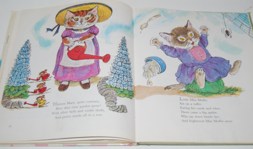Richard scarry's best mother goose ever 11