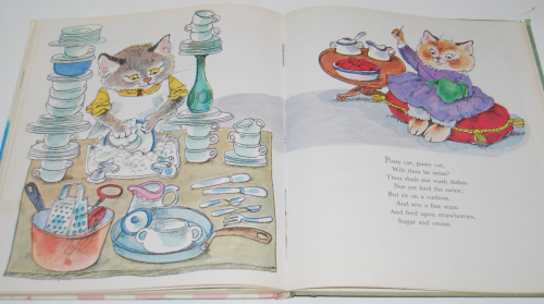 Richard scarry's best mother goose ever 12