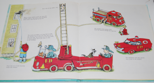 Richard scarry's hop aboard here we go 5