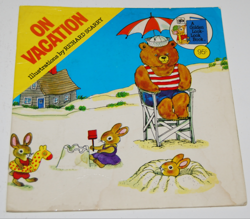 Richard scarry book 2