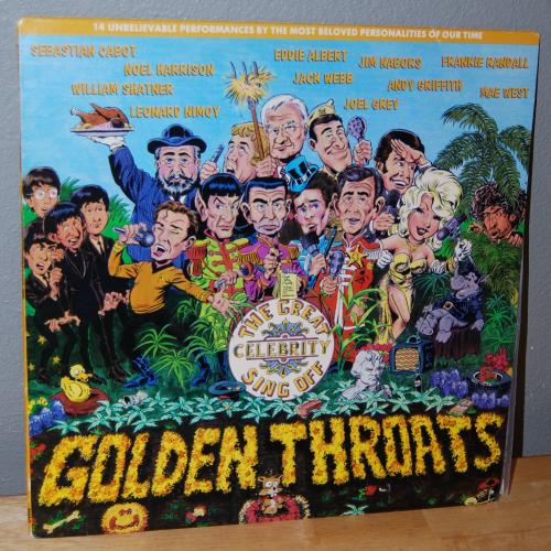 Golden throats lp