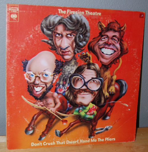 Firesign theater lps