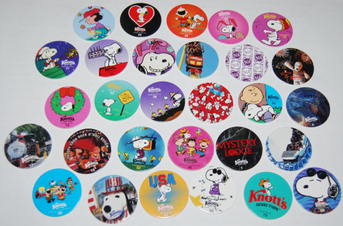 Pogs knott's berry farm 1